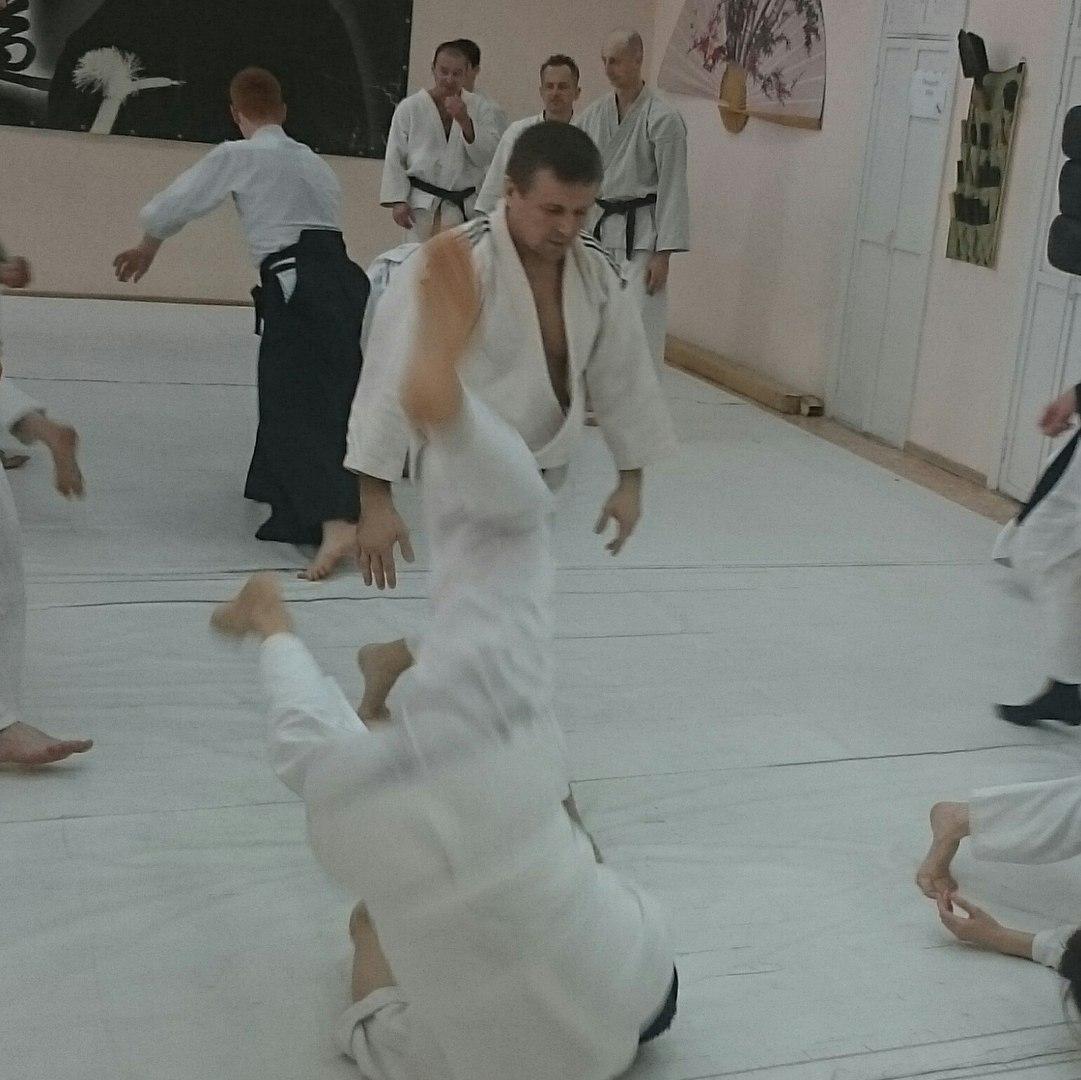 Айкидо в Волгограде