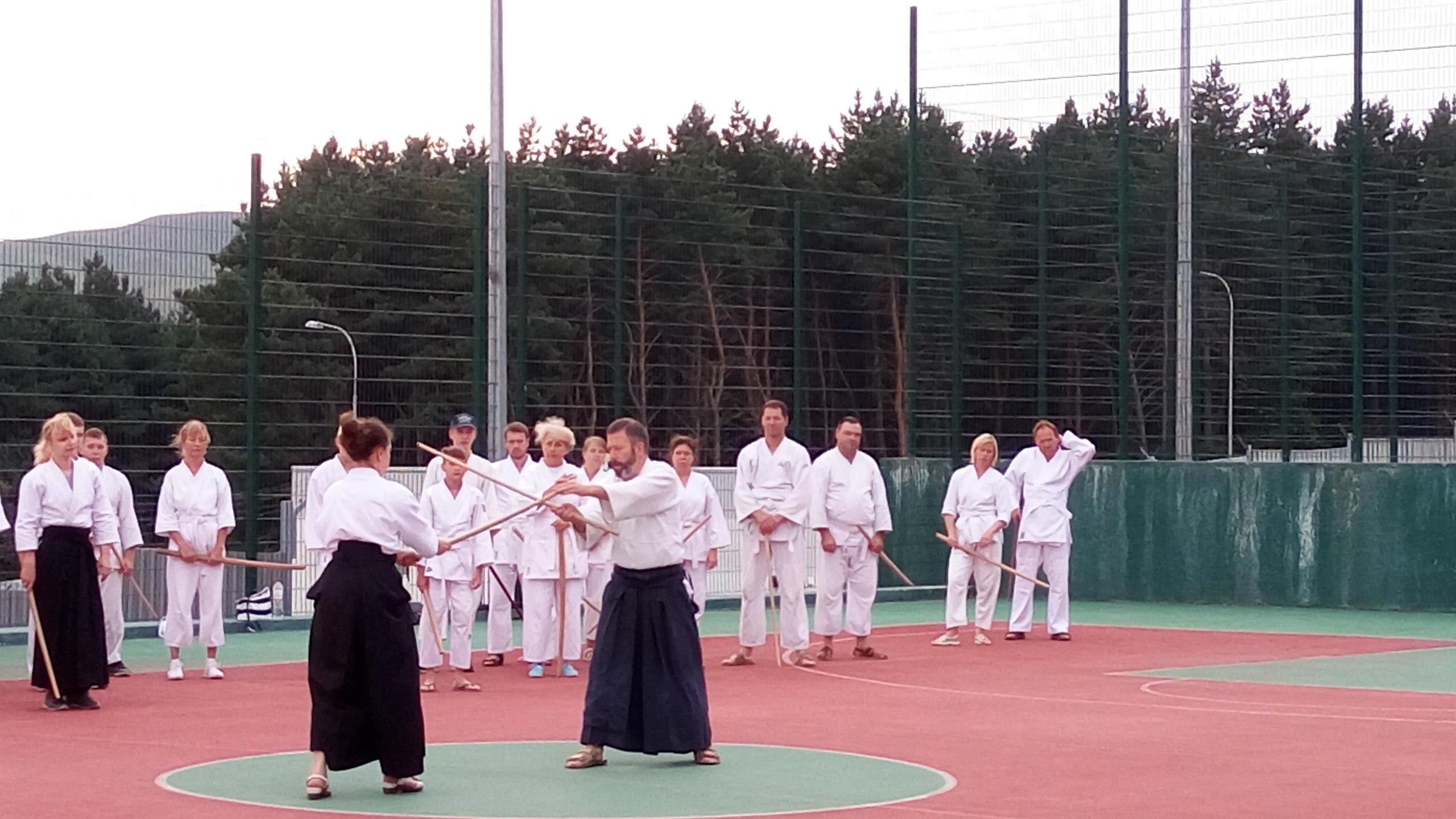 Volgograd-Aikido